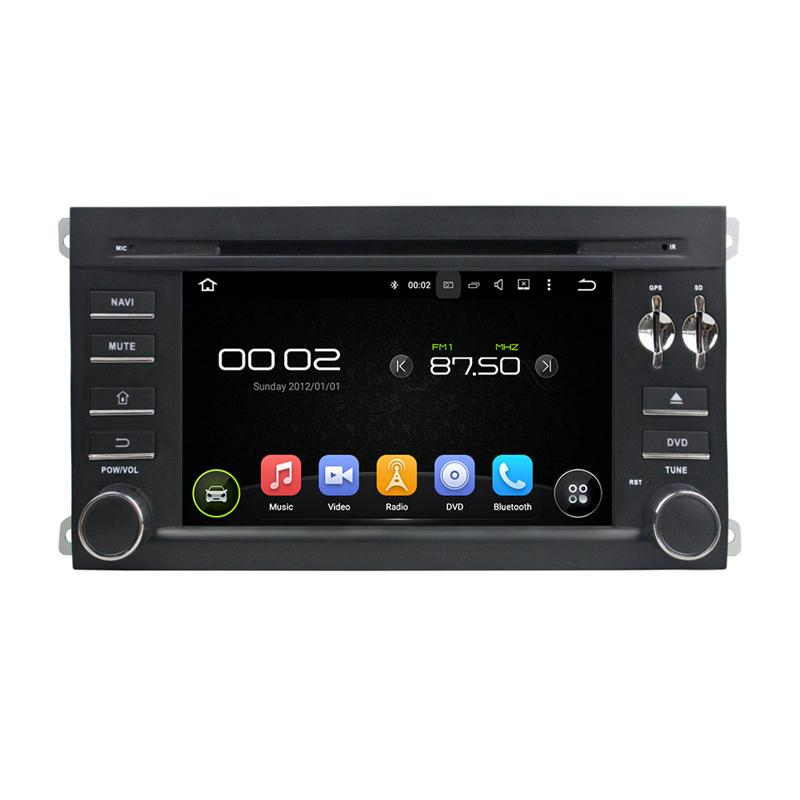 Cayenne 7.1 Car DVD Player