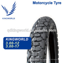High Tensile Strength Cross Motorcycle Tire