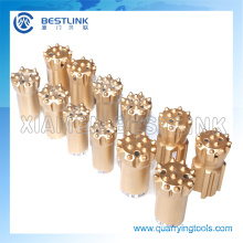 T51 Hard Quarry Button Drill Bit for Russia