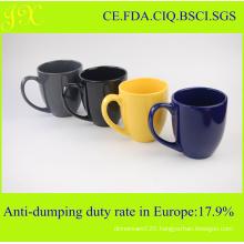 FDA Colored Ceramic Mug in Various Colors