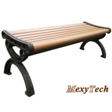 Aluminium Wooden Church Bench / Street Bench/ Park Settee
