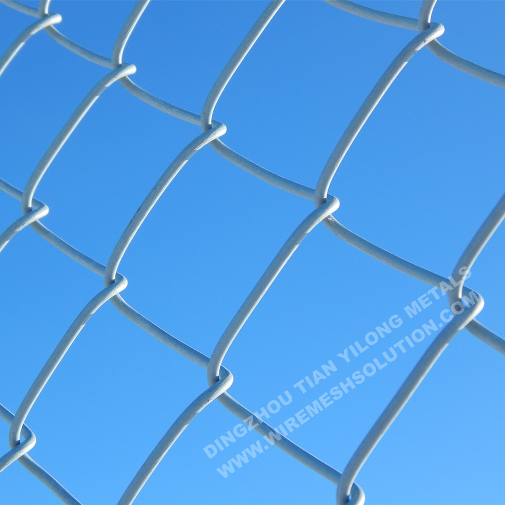 Cyclone Wire Mesh 50mm For Airports