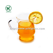 Double Wall Tea Cup par BV, SGS, (L: 11.8cm, W: 8CMH: 9.5cm, 395ml)