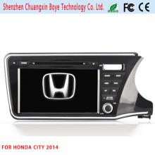 GPS Navigator GPS Tracking DVD Auto MP3 Player für Honda City 2014