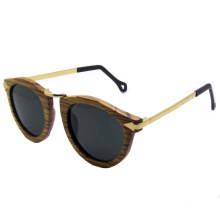 Wooden Fashion Sunglasses (SZ5685-2)