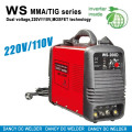 Soudeuse TIG / MMA double tension WS-200D