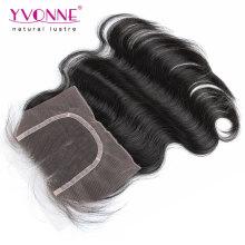 Human Hair Lace Top Closure Remy Hair Closure