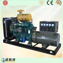 Conjunto de gerador diesel de 100kw (fornecedor elétrico) com motor da China