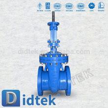 Didtek International Famous Brand Oil Industrial brass gate valve