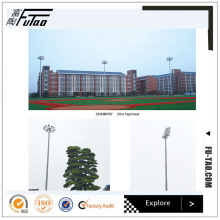 30M Stadium Filed Fixed Lamp Crown High Mast