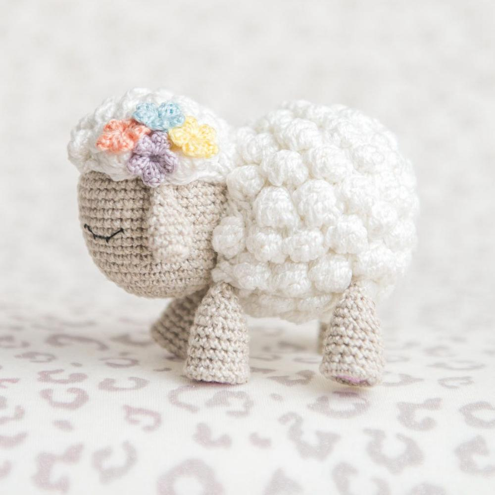 8 2 Crochet Sheep Amigurumi