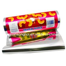 Nuts filme de embalagem / filme de plástico roll para nozes / filme de alimentos