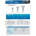 """G1/8"""" G1/4"""" G3/8"""" G1/2"""" G3/8"""" G1""""MINI MIDI MAXI air source treatment air KLHF series filter"""