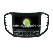¡Ocho nucleos! DVD de coche Android 8.0 para Cherry Tiggo 5 con pantalla capacitiva de 8 pulgadas / GPS / Enlace de espejo / DVR / TPMS / OBD2 / WIFI / 4G