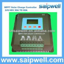 Contrôleur de charge de batterie solaire 200amp