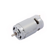 High torque powerful dual shaft 10mm diameter 32mm length 52mm dc motor