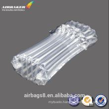 toner cartridge inflatable air column bag packing