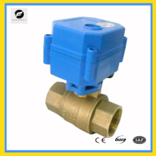 Proportional Electrical ball valve 2way/3way for water control system