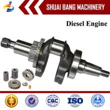 Shuaibang China Manufacturer Wholesale Service High Pressure Fire Pump Crankshaft Price , Oem Crankshaft