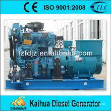 100kw weichai series CCS approved marine diesel generators