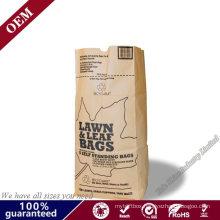 Biodegradable Waterproof Food Waste Paper Bag