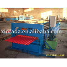 850 Corrugation Tile Roll Forming Machine