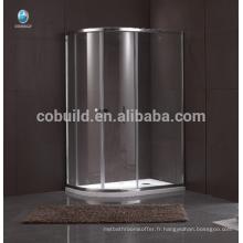 K-542 Cabine de douche en acier inoxydable de haute qualité avec cabine de douche dubai
