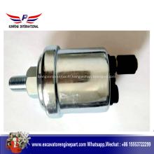 Capteur de pression d'huile Lub D2300-00000 pour bulldozer Shantui