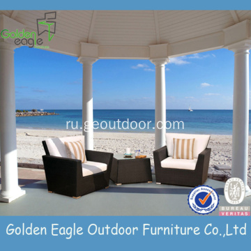 UV Resistant PE Rattan Furniture