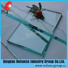 4mm 5mm 6mm 8mm A Grade Klar Floatglas
