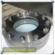 Фланцы диафрагм ASTM / ANSI 6061 T6