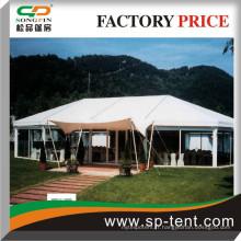 10x20m Spécial haute pointe Tente Mixte Party Chine Fabricant