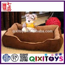China supplier varies sizes plush dog house