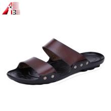Moda EVA Soft Sole Custom Logo Sandalias para hombres