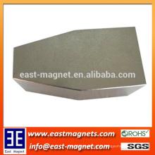 Benutzerdefinierte spezielle Schneiden Neodym Magnet / spezielle Sechskant Neodym Magnet zum Verkauf