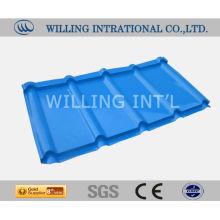 corruaged metal galvanized sheet low price