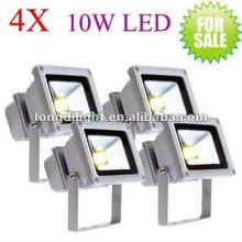 Kühle warme weiße 10W 800LM LED Flut-Licht-Arbeits-Lampen-Wand-Unterlegscheibe im Freien