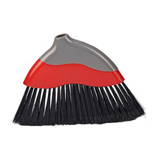 Eco-Friendly And Heavy Duty Plastic Cheap Floor Broom/ Broom head