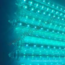 Carnival digital SMD5050 DMX 3D llevó la luz del tubo colgante