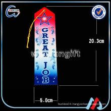 fashion printing award ribbon stickers