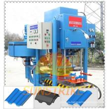 Máquina formadora de baldosas de cemento de gran capacidad con buena calidad