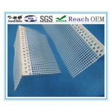 Engranzamento de canto do PVC / fibra de vidro do PVC