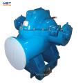 BK08B 6 pouces ferme agricole mobile pompe à eau diesel moteur d'irrigation pour l'irrigation de champ