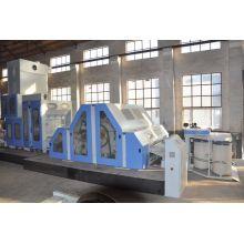 Прядильная машина для квинт-волокна (CLJ)