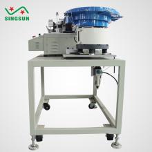 Máquina cortadora de condensadores de película metalizada a granel