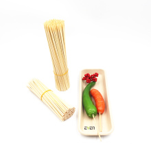 Best Selling Custom Size Bamboo Skewer Disposable 40cm Stick With Logo