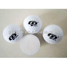 печатные мячи для гольфа