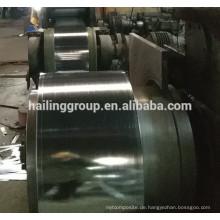 galvanisierter Stahlpreis pro Tonne galvanisierte Stahlspule z275