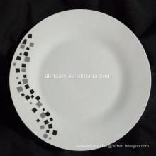 оптом тарелка,китайская фарфоровая тарелка,фарфоровая тарелка линьи