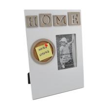 Holzrahmen mit Memo Board für Home Decoration